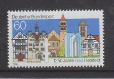 1986 Alemania Occidental estampillada sin montar o nunca montada sello Deutsche Bundespost Bad Hersfeld. SG 2117