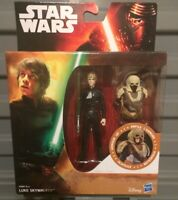 2015 - RARE -Star Wars  Force Awakens Luke Skywalker - Armour Up ⭐️Collectable⭐️