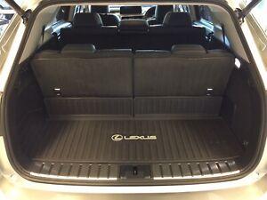 Lexus RX-L 7 Seat Genuine Luggage Mat RX350L / RX450hL  01/18 - 2021 (BLACK)