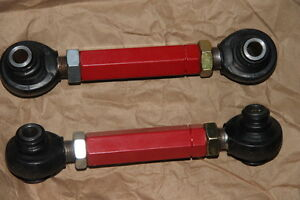 LOTUS Esprit  Top Links, Adjustable Camber  w/HEIM Joints