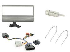 Ctkfd 27 transito fino a 04 Din Singolo Auto Stereo Kit Di Montaggio Stelo Argento Controllo