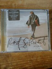 Time by Rod Stewart (CD, May-2013, Capitol)