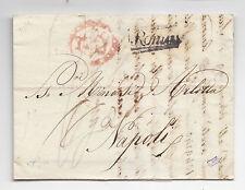 J31-STATO PONTIFICIO-PREF.ROMA/NAPOLI 1816