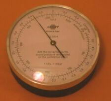 Bruel Kjaer UZ 0004 Barometer for Pistonphone 4228 correction