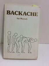 Backache by Ian Macnab (1977, Hardcover) 75