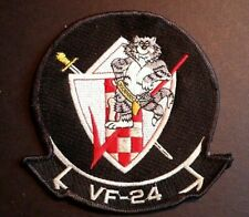 Vintage US Navy Tomcat VF-24 Military Patch