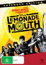 Lemonade Mouth * NEW DVD * Bridgit Mendler Adam Hicks Disney