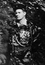 Photo Colonel Château-Jobert guerre Algérie et Indochine format 10x15 cm n241