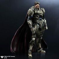 MAN OF STEEL - PLAY ARTS ACTION FIGURE KAI - No 3 JOR-EL  SQUARE ENIX