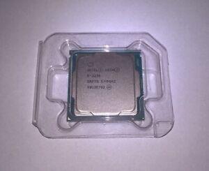 NEW Intel Xeon E-2236 CPU 3.4GHz-4.8GHz 6-Core Coffee Lake LGA1151 SRF7G