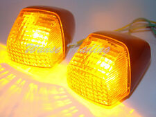 Turn Signals Light Fit HONDA VFR400 NC30 NSR250 RVF400 CBR250 MC22 CBR400 NC29