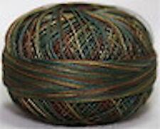 Lizbeth Cordonnet 100% Egyptian Cotton Thread Size 20 - 179 - Herbal Garden