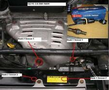 TOYOTA RAV4 2.0 Vvti 1AZFE Air Carburant Capteur Lambda ratio denso p1135 89467-42010