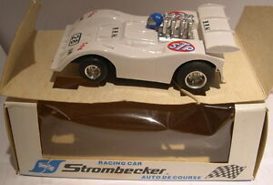 Strombecker 9806 Brm Can Am Stp #28 MB
