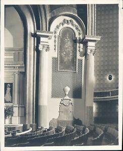 1923 Press Photo NYC Theaters Cosmpolitan Seats 8X10