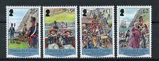 Tristan da Cunha 2016 MNH British Garrison Bicentenary 4v Set Ships Stamps