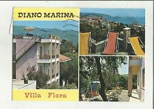 85499 VECCHIA CARTOLINA DI DIANO MARINA VILLA FLORA