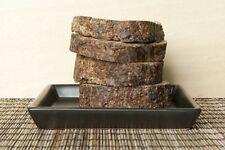 8 oz Raw New 100% Geniune African Black Soap USA Shipper Unrefined Pure Organic