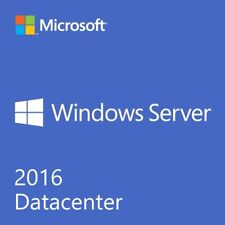 Windows Server 2016 Datacenter Key Product Code 64-bit Genuine License