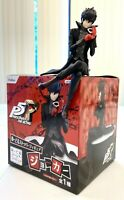 Persona 5 Royal Game Protagonist Joker Noodle Stopper Figure Toy Doll AMU10699