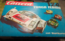 Carrera Targa Florio 124 + Zusatzteile