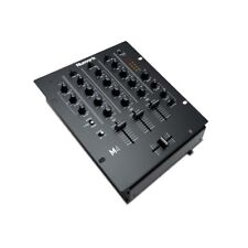 "Numark M4 3-Channel 10"" Inch Tabletop DJ Scratch Mixer Black inc Warranty"
