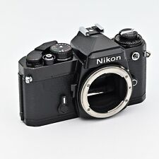 Nikon FE 35mm SLR Single Lens Reflex Film Camera