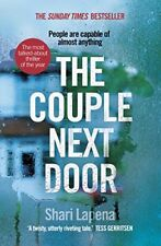The Couple Next Door by Shari Lapena New Paperback Book
