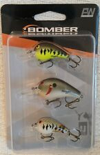 Bomber Fat A 3 Lure Crankbait Variety Pack - Bass & Walleye - Fishing Lures