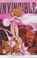 Invincible #136 1st print Image comic 2017 NM ships in T-Folder