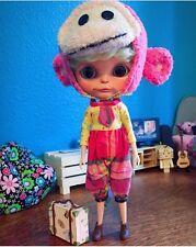 OOAK Custom Blythe Doll By Badrabbit Blythe