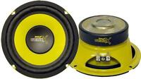 """NEW 6.5""""  Mid Bass.Replacement.Speaker.4ohm.Shallow Mount 6-1/2"""".Car Audio.6.5in"""