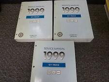 1999 Oldsmobile Olds Bravada SUV Shop Service Repair Manual Book 4.3L V6 AWD