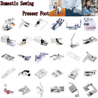 Multi Function Domestic Sewing Machine Presser Foot Feet Kit Accessories Set