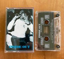 1990 Vintage INSIDE OUT no spiritual surrender CASSETTE SINGLE punk rock RARE