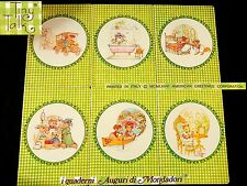 🐭 TINY TALK Vintage stationery QUADERNI notebook Topini Mouse Mice FULL SERIES