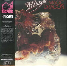 HANSON-MAGIC DRAGON-IMPORT MINI LP CD WITH JAPAN OBI Ltd/Ed G09