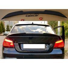 Spoiler BMW Serie 5 E60 Querruder von / Aus 2003 A 2010 Stil M4 Schwarz Glanz