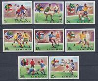 Liberia, MiNr. 921-928 B, postfrisch / MNH - 693012