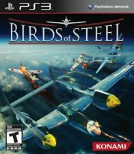 Birds Of Steel PS3 PlayStation 3 Video Juego Perfecto estado UK release