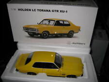BIANTE / AUTOart 1/18 HOLDEN TORANA LC XU-1 GTR YELLOW DOLLY LTD ED OF 702 72585