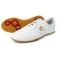 Professional Tai Chi Martial Arts Kung Fu Wing Chun soft leather shoes Footwear