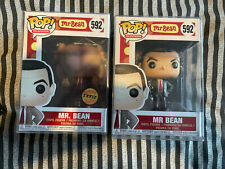 Mr Bean  Chase Edition Funko Pop Vinyl 592 Turkey New & Protector And Common