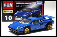 TOMICA PREMIUM 10 LAMBORGHINI COUNTACH LP500S 1/61 TOMY DIECAST CAR