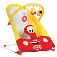 Little Tikes Cozy Coupe Car Baby Rocker Bouncer Reclining Chair Music Seat Toys