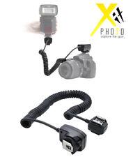 I-TTL Off Camera Shoe Flash Cord for Nikon SC-28 SC-29 D600 D7000 D7100 D800