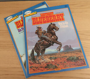Leutnant Blueberry - Band 5+10 - Verlag: ehapa - Comic Unlimited - Softcover