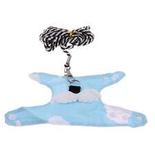 Baoblaze Harness and Leash Set for Small Animals Guinea Pig Rabbits Blue