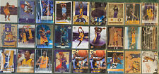 Kobe Bryant 27 CARD INSERTS LOT LAKERS Basketball Cards GREAT CONDITION & VALUE