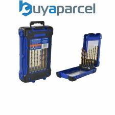 Faithfull Metric Hss-tin Drill Bit Set Plastic Case 16pc